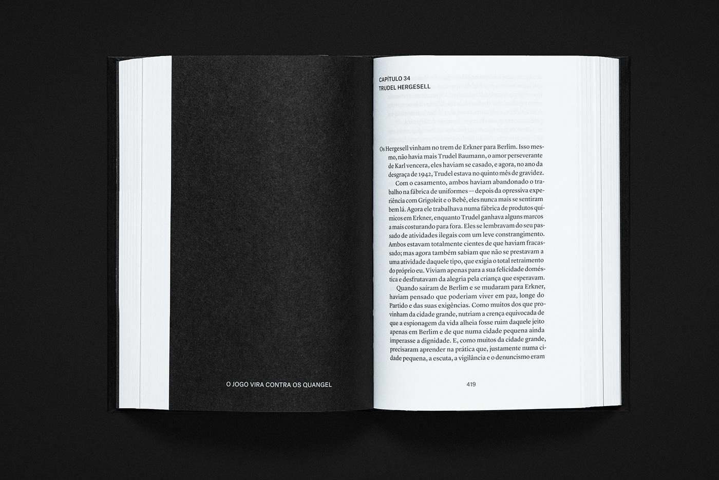 book carambaia editorial Fallada graphic print typography