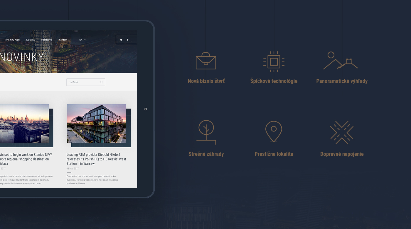 Web Design  landing ux UI Web detail iPad Website