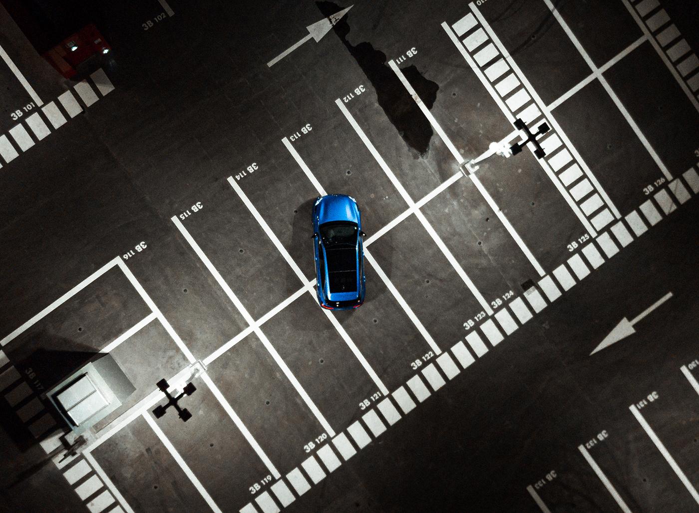 automobile blue car Cars color honfleur kia kia france photographie automobile speed