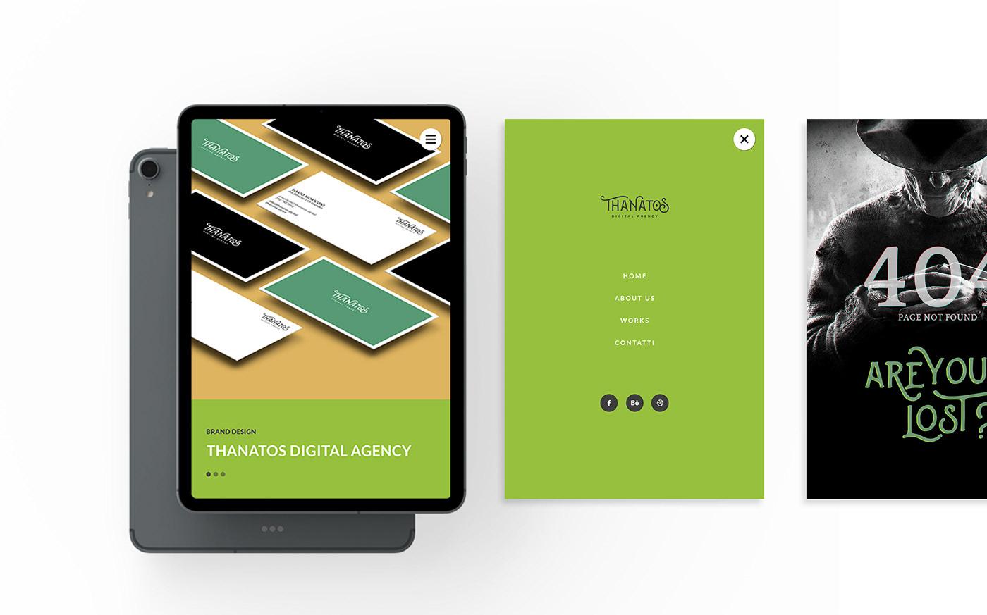 Web Design  design Website green css HTML foundation grid wordpress frontending