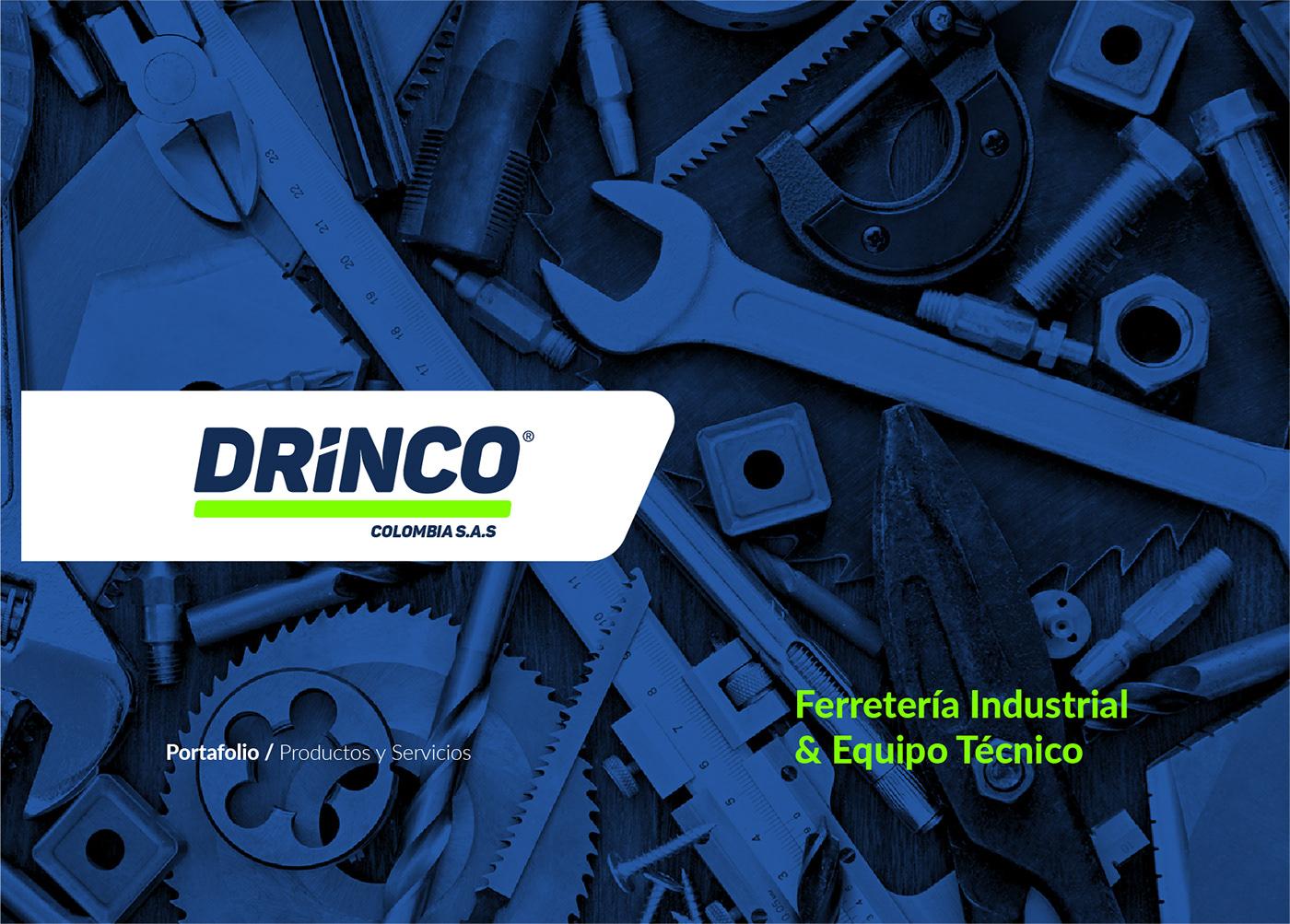 diseño brand logo brochure Catalogue