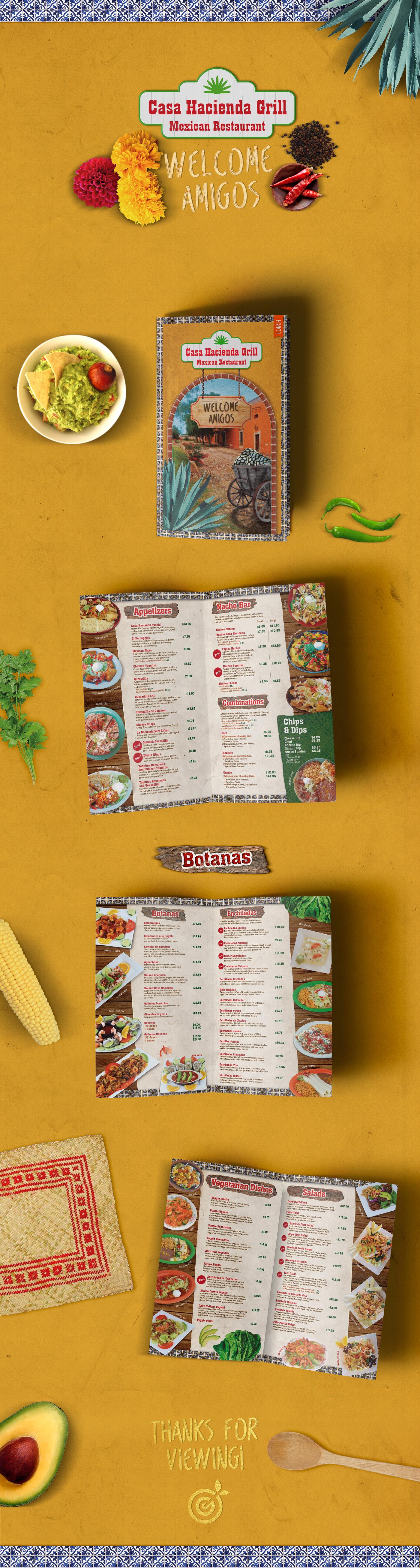 Food  mexico menu restaurant agave corn comida texas dinner lunch colors yellow Latin