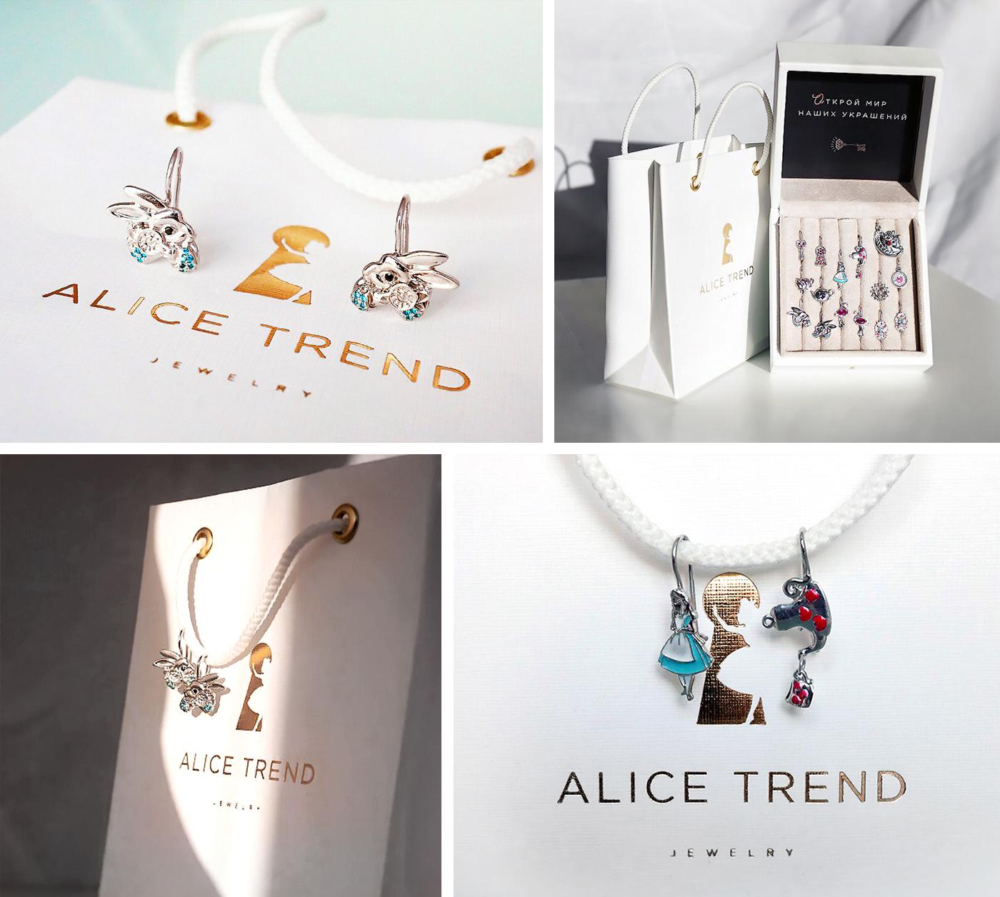 Alice Trend On Behance