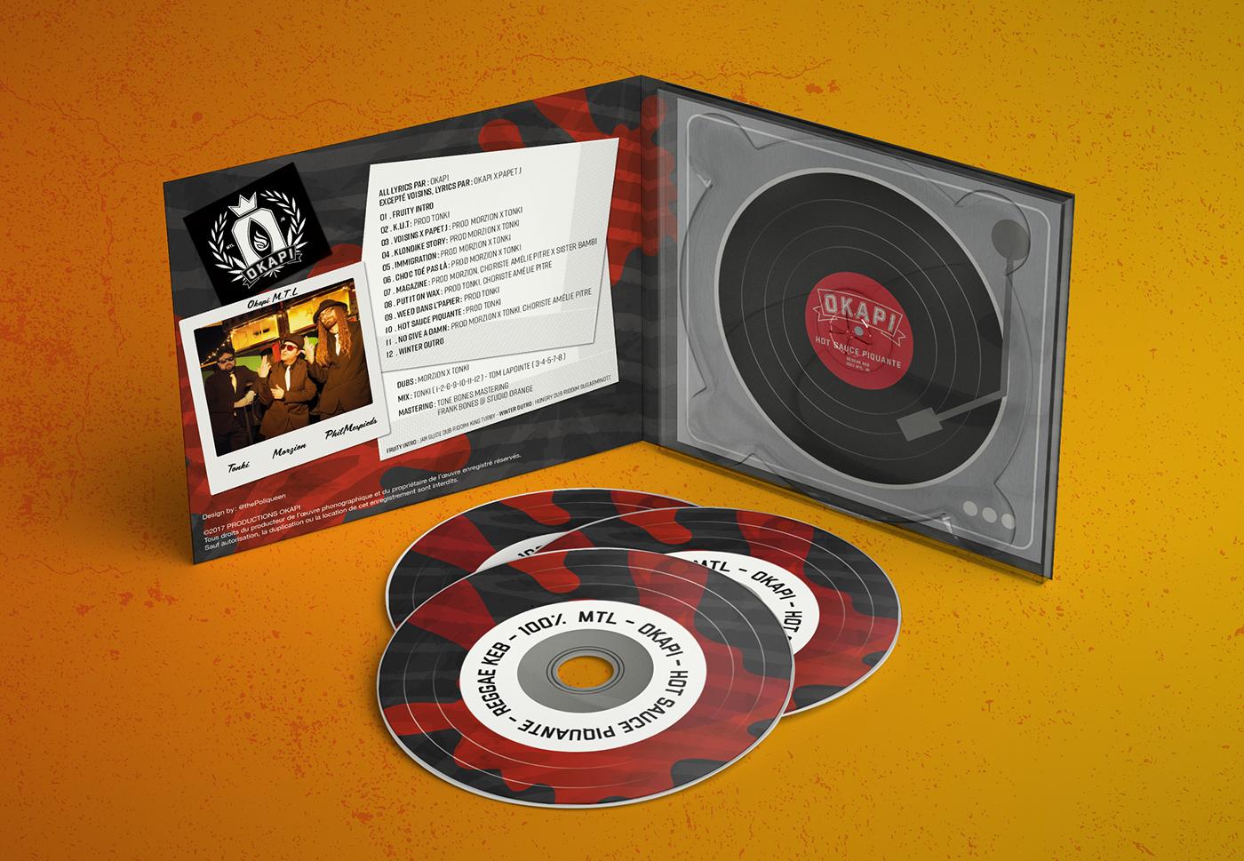 cover design album art logo band brand