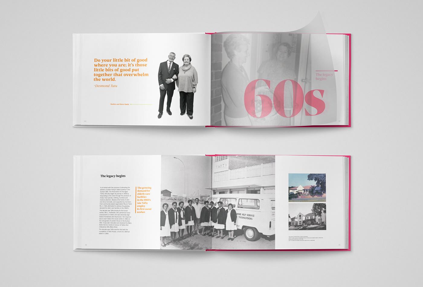 Tafta/ 60th anniversary book on Behance