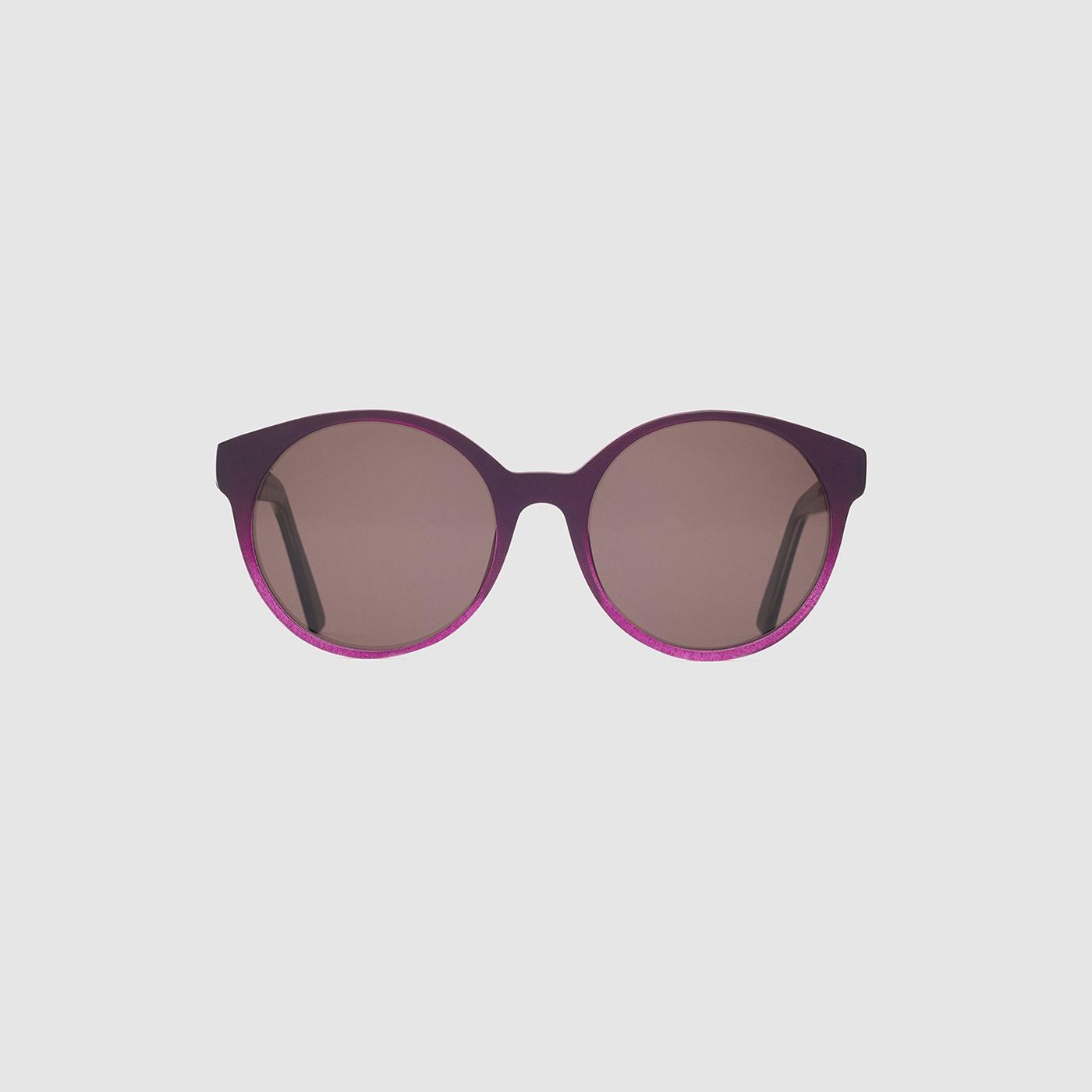 eyewear inhotim eyeglasses gradient botanical Fashion  Sunglasses