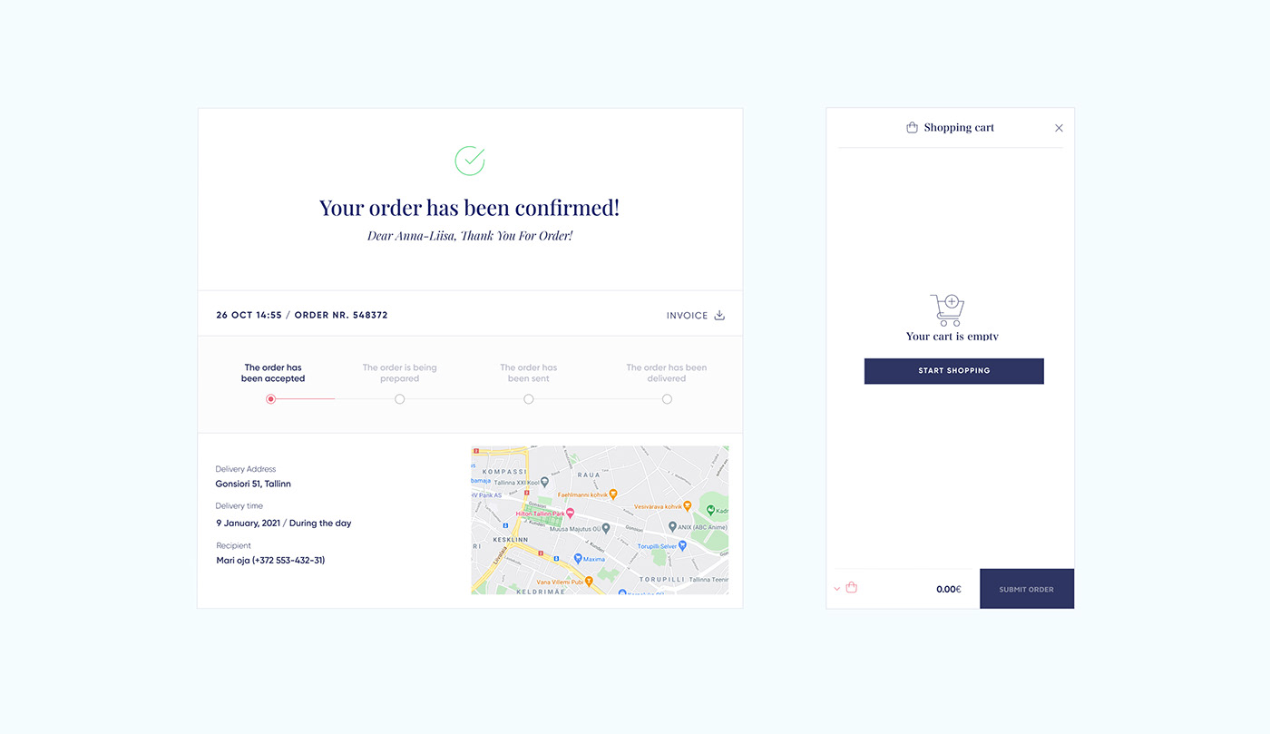 animation  booking flow delivery e-commerce interaction Interface online store Shopify UI ux
