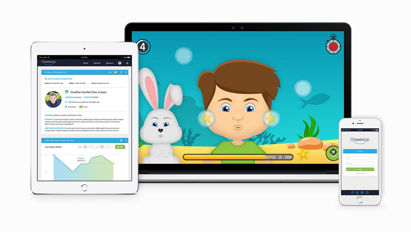 speech therapy platform speech therapy dashboard web platform patients medical profiles plans