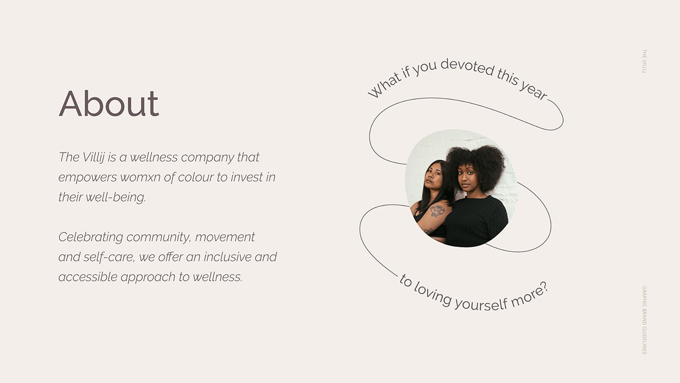 branding  Conception Diversity inclusion logo palette Wellness woc women Yoga
