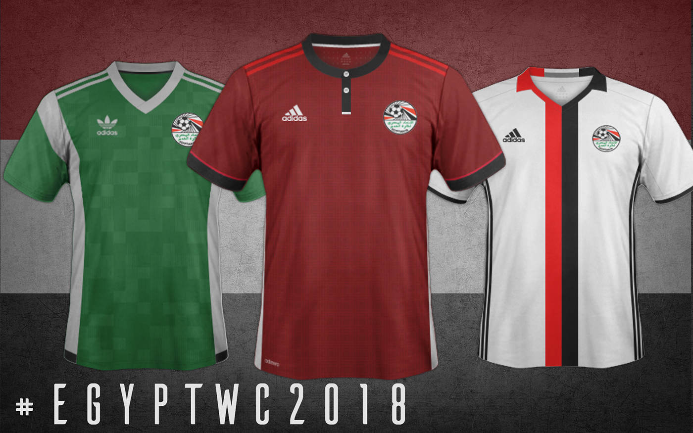World Cup 2018 Concept Jerseys  eeff23a10