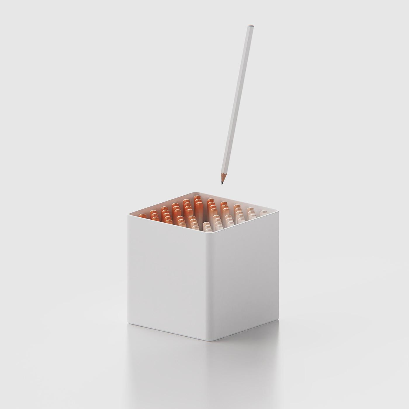 desk product holder industrial design  Marker pen Pen Holder pencil Pencil holder product design  Stationery
