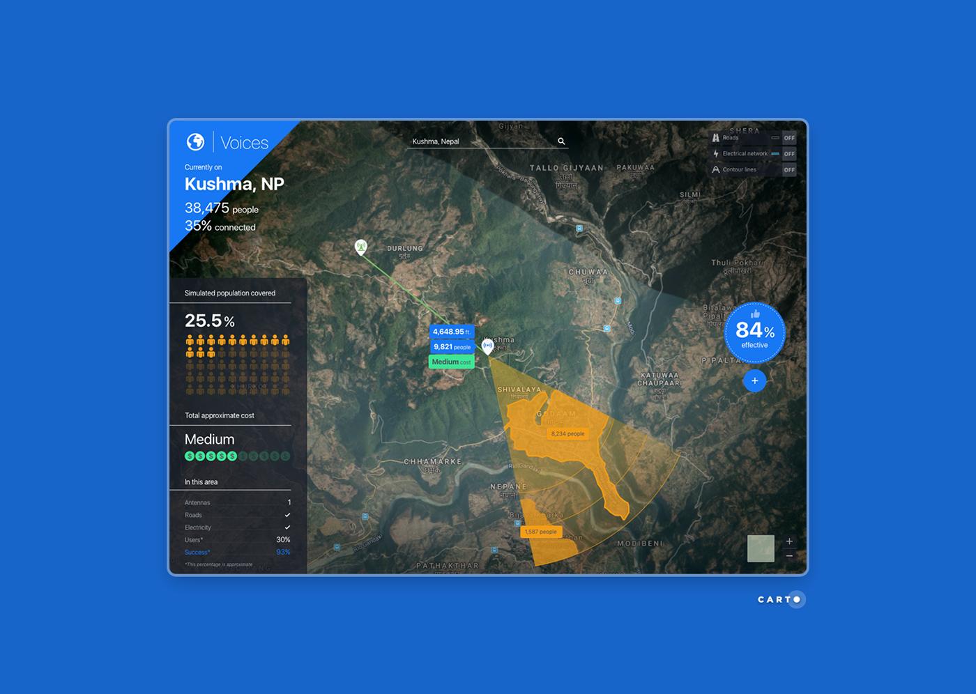 Image may contain: screenshot, map and aerial