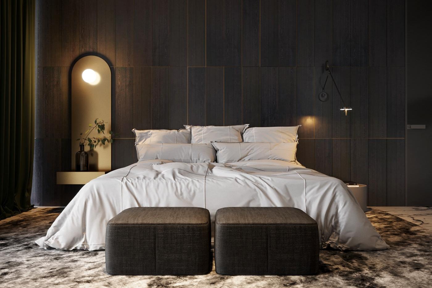 有美感的44款臥室設計欣賞