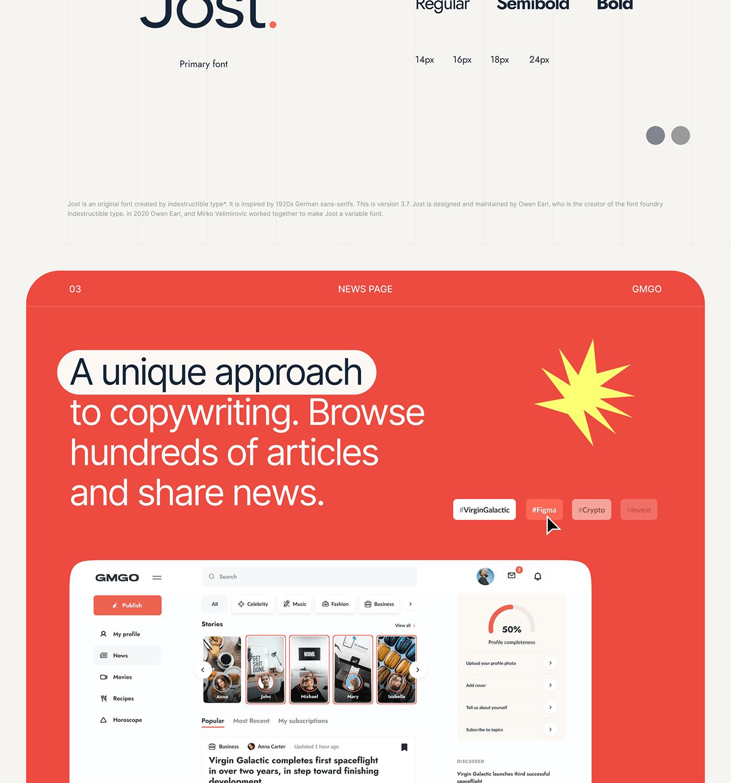 CRM dashboard Interface Platform service landing page Ecommerce Web Design  redesign ui design