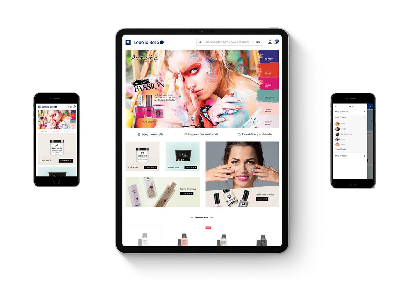 branding  digital design portfolio print design  ui design UX design