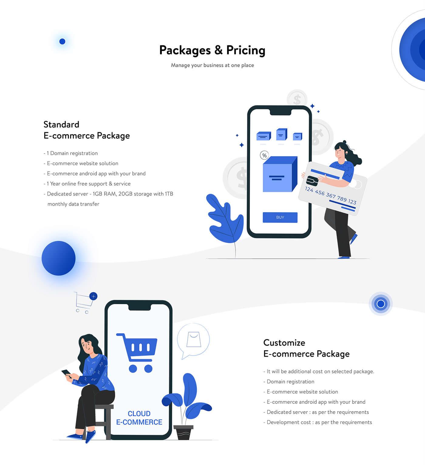 e-commerce Ecommerce mobile app solutions Online business app online ecommerce