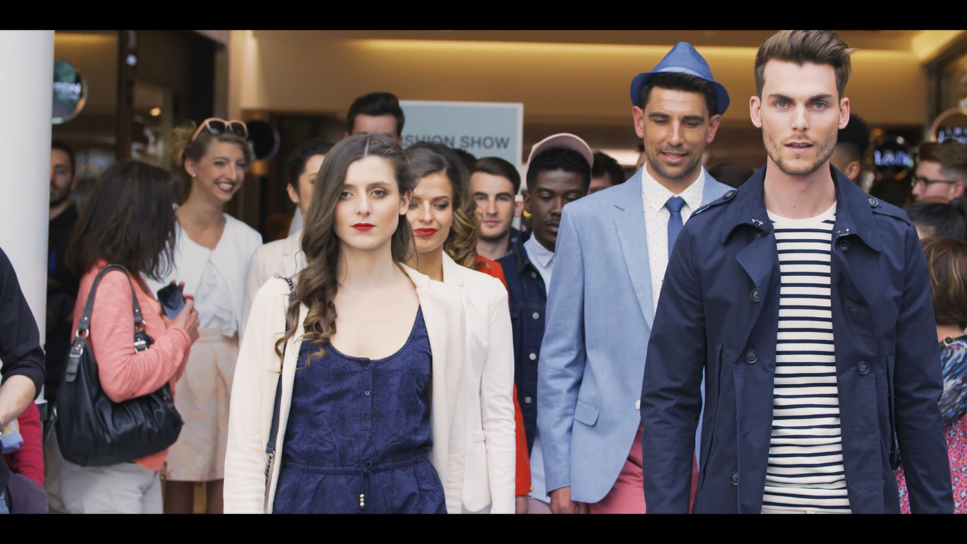 Fashion  fashion show Photography  commercial Aftermovie