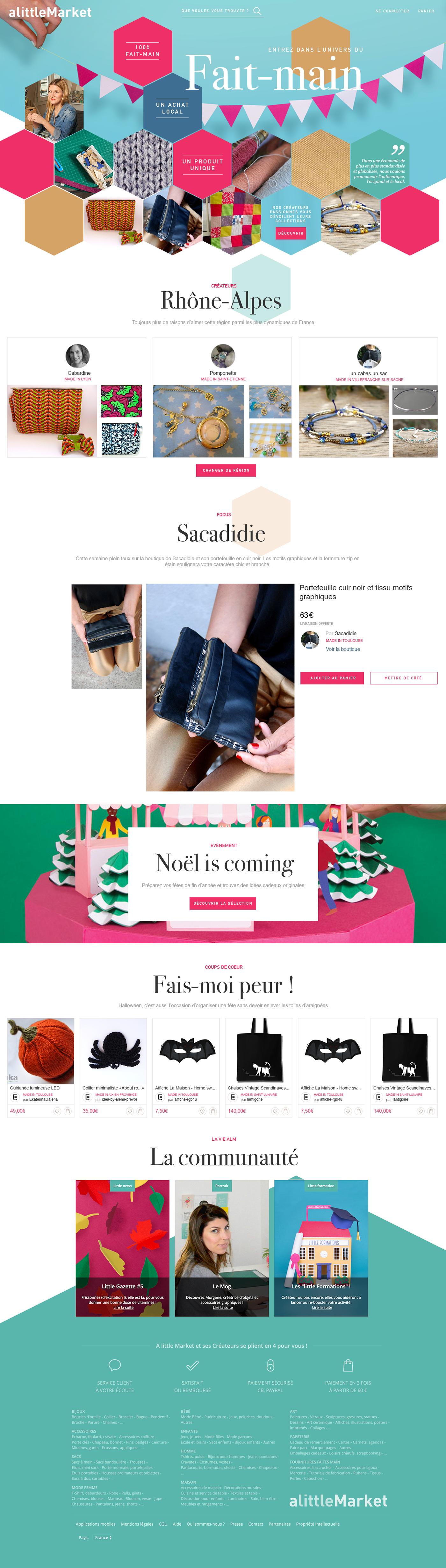 redesign Marketplace Ecommerce visual design Webdesign product design  UI