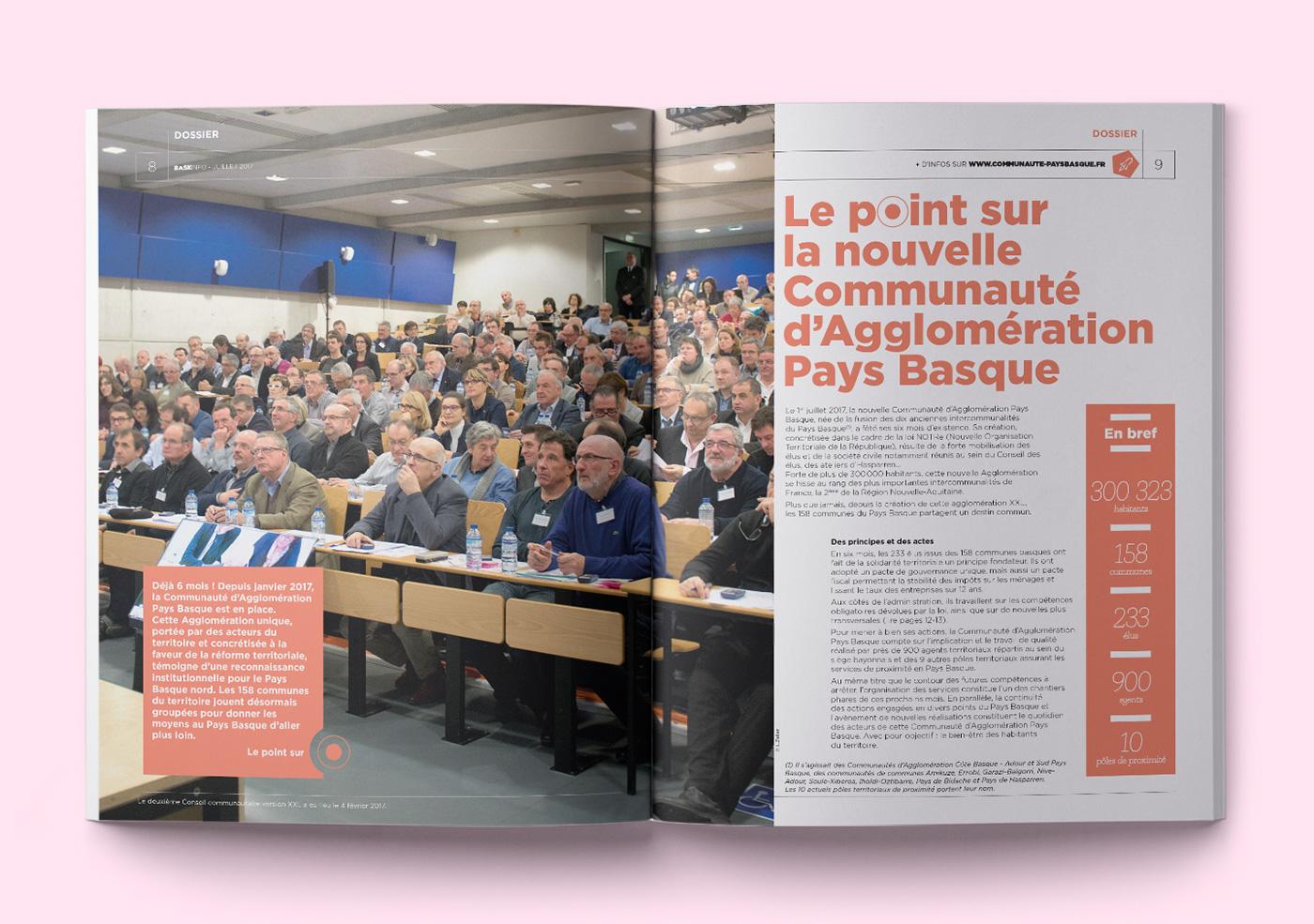 basque collectivité edition editorial magazine informations agglomeration territoire Réadaction Atlantique