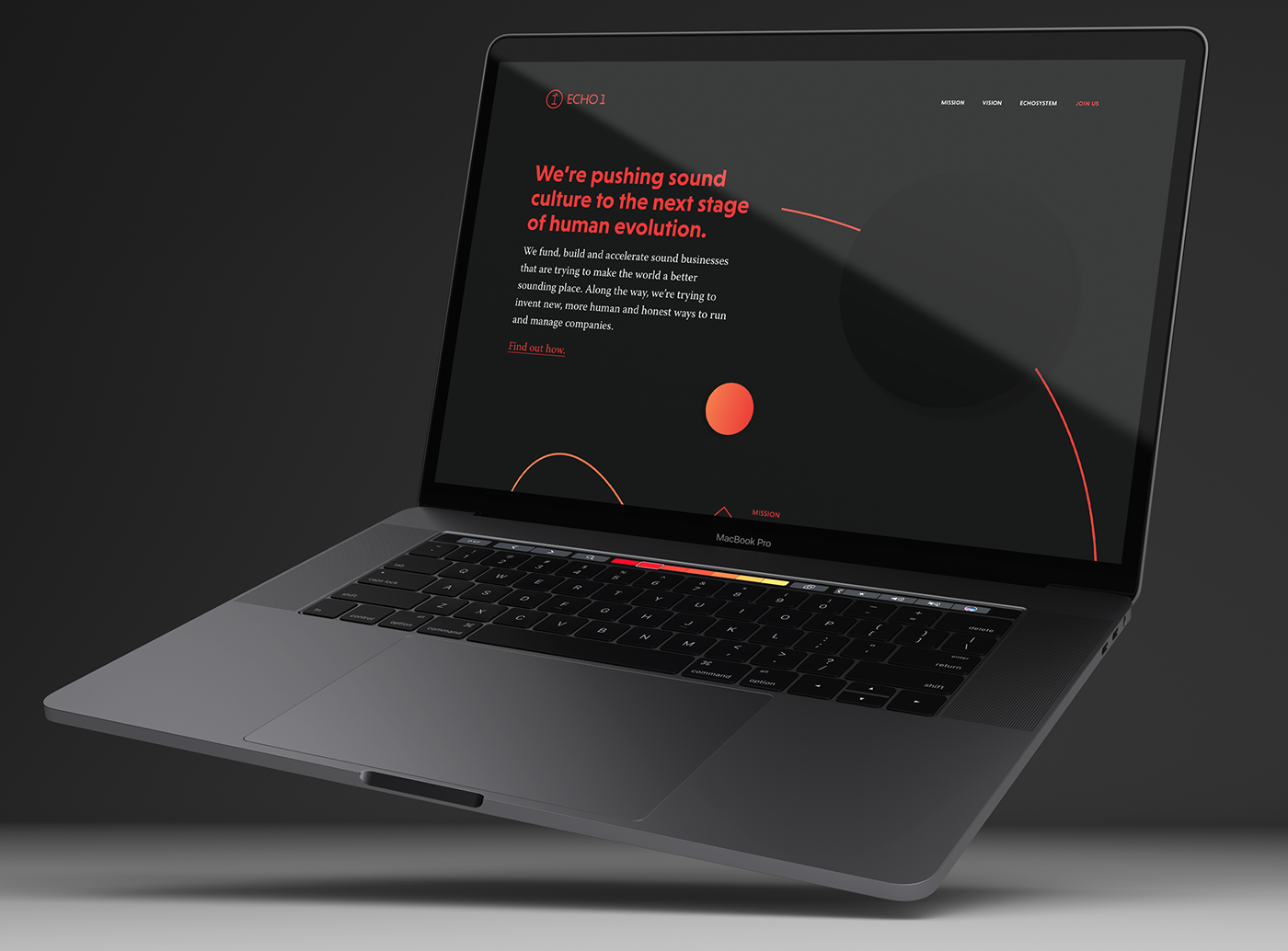 Webdesign branding  logo singapore red colorful gradient ILLUSTRATION  Sweden