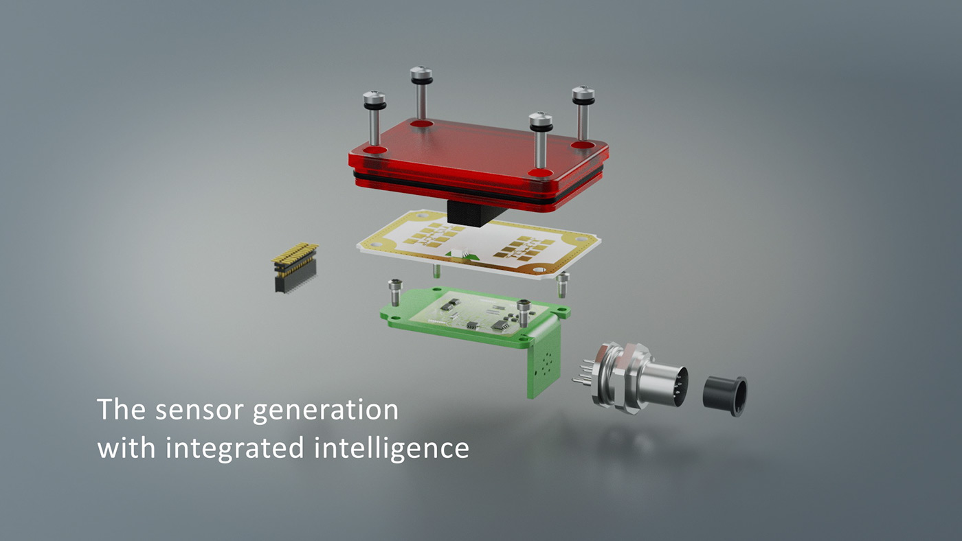 Innosent An Introduction To Radar On Behance Series Circuit 3d Animated Model Parallel Camjano Explains The Term By Showing Several Use Cases In This Animation Further Products And Sensor Solutions Of Are Presented