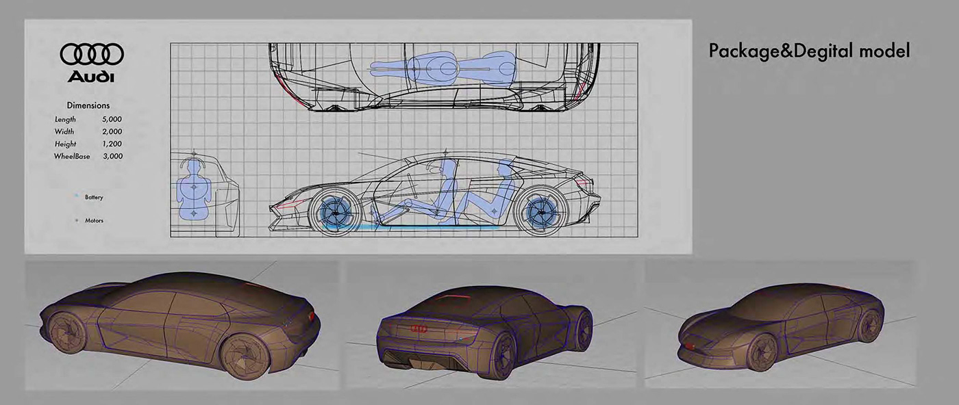 Image may contain: drawing, vehicle and sketch
