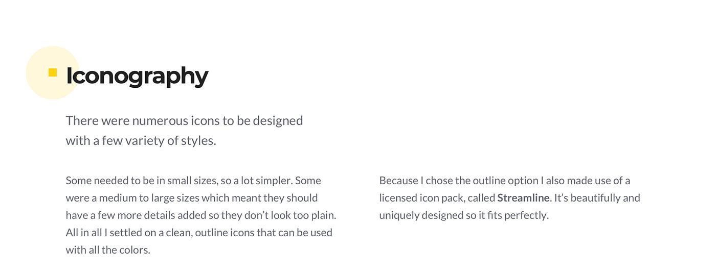 Case Study redesign Web Design  landing page tech Gadget friendly bright app