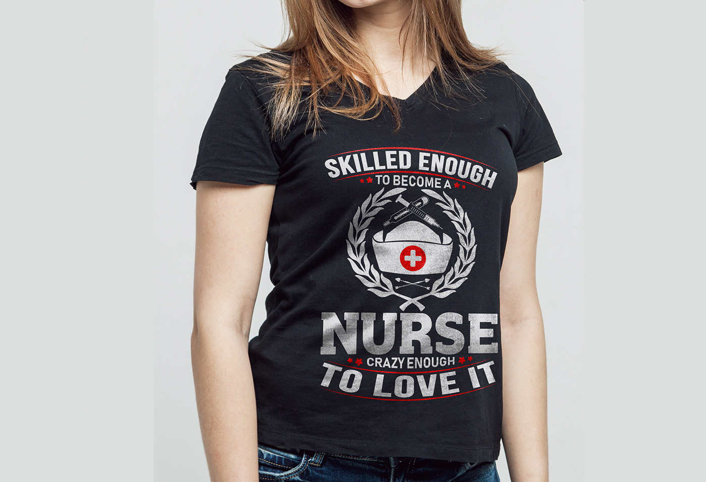 Image may contain: person, t-shirt and active shirt