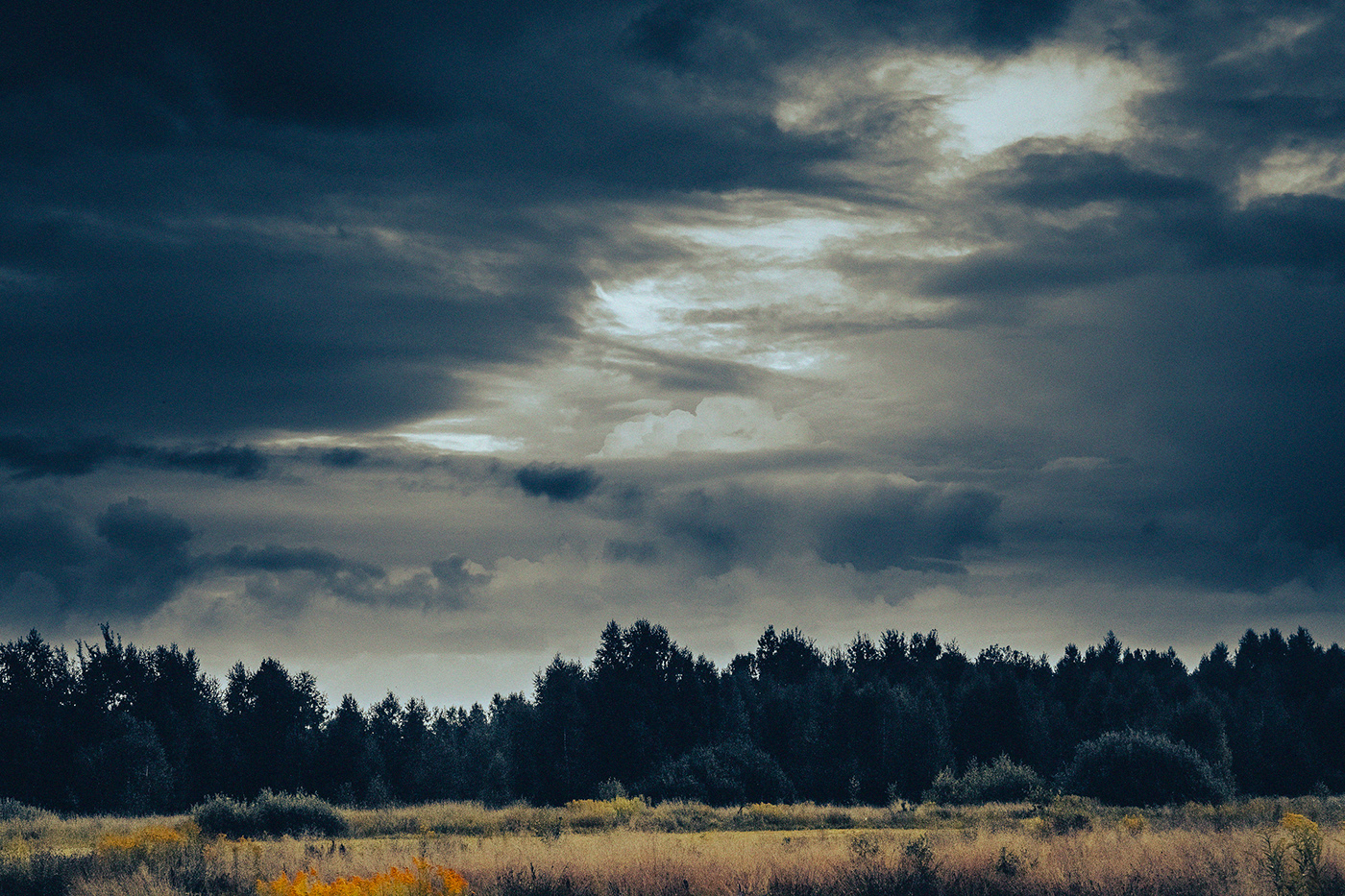 clouds countryside field Landscape Nature Photography  poland SKY storm summer