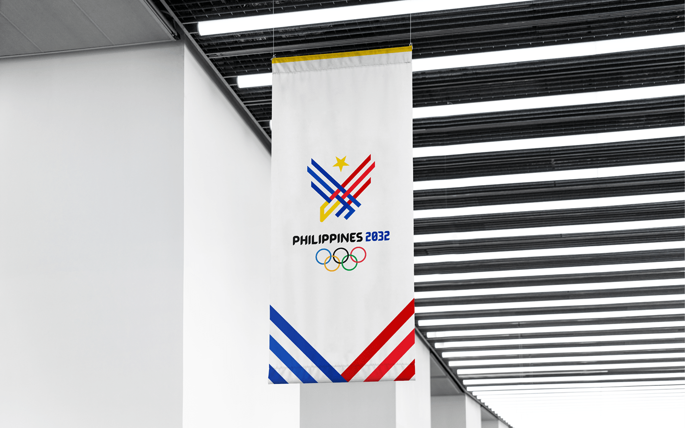 Philippines 2032 Olympics Logo on Behance