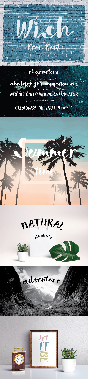 free Free font free fonts freebie type Typeface brush scrpt branding  cards