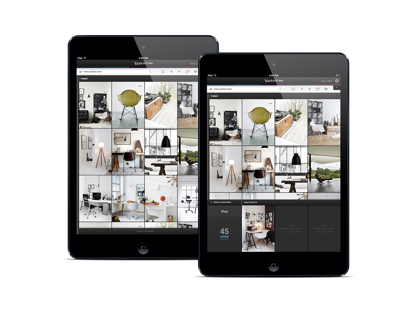 iPad application