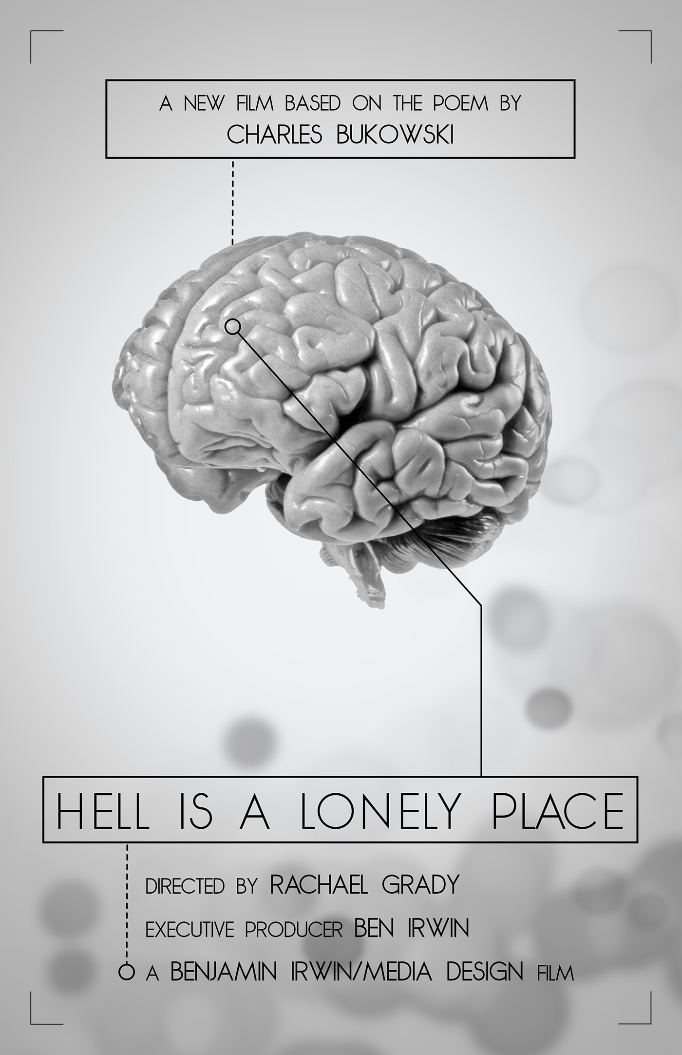 Movie Posters: Hell Is A Lonely Place on Behance