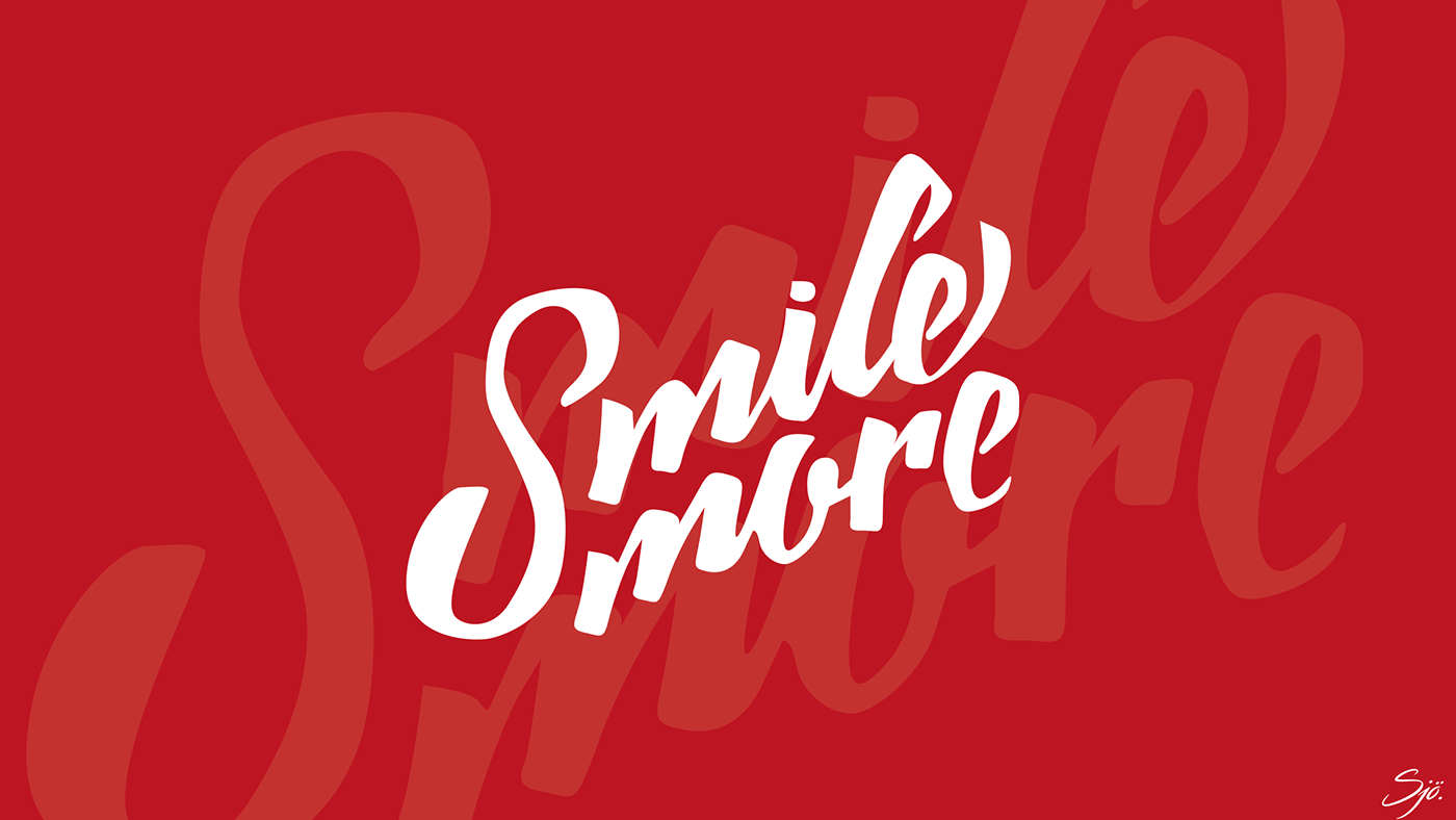 Smile More Roman Atwood On Behance