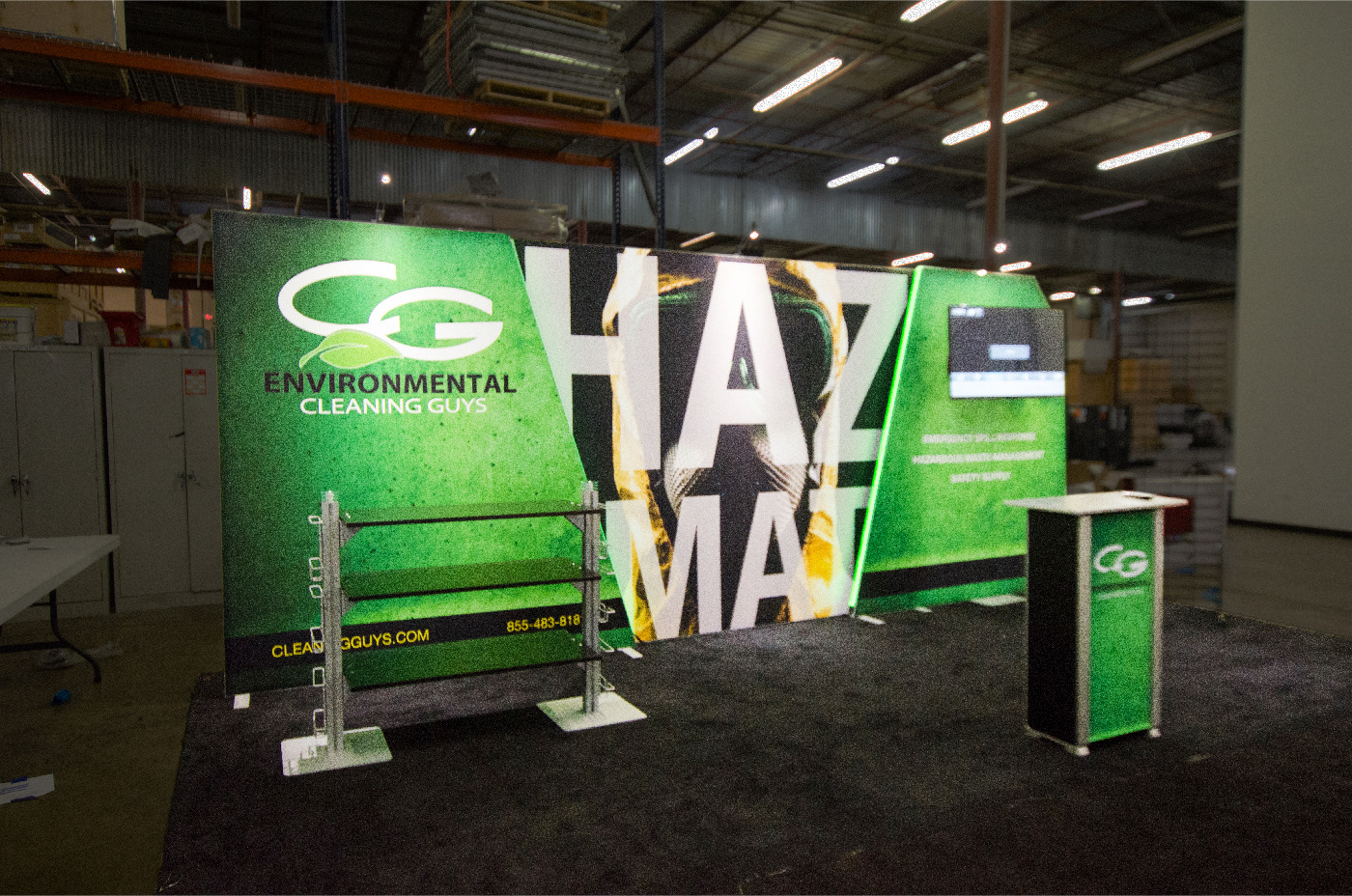 branding  graphic design  Trade Show marketing   Experiential activation
