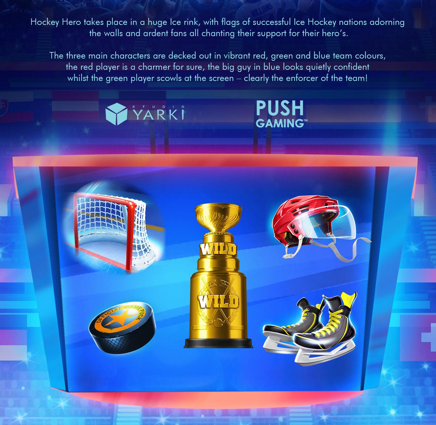 Hockey Hero Slot No Download