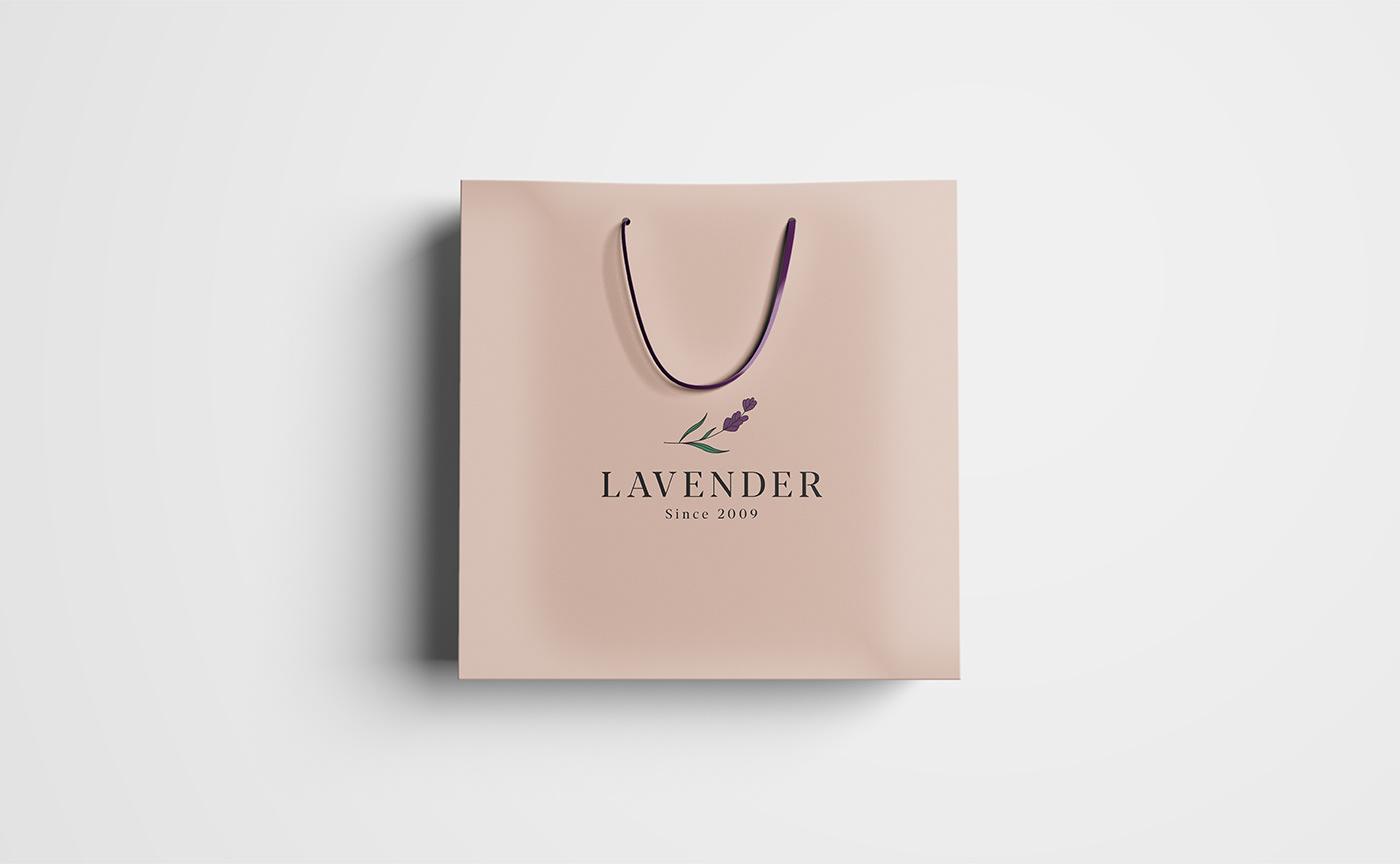 Lavender Bag Design