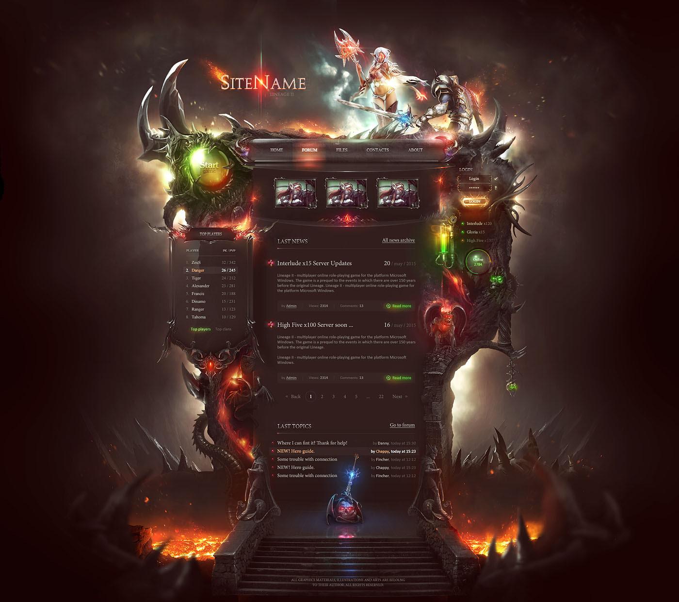 картинка для интерфейса игры доподлинно неизвестно