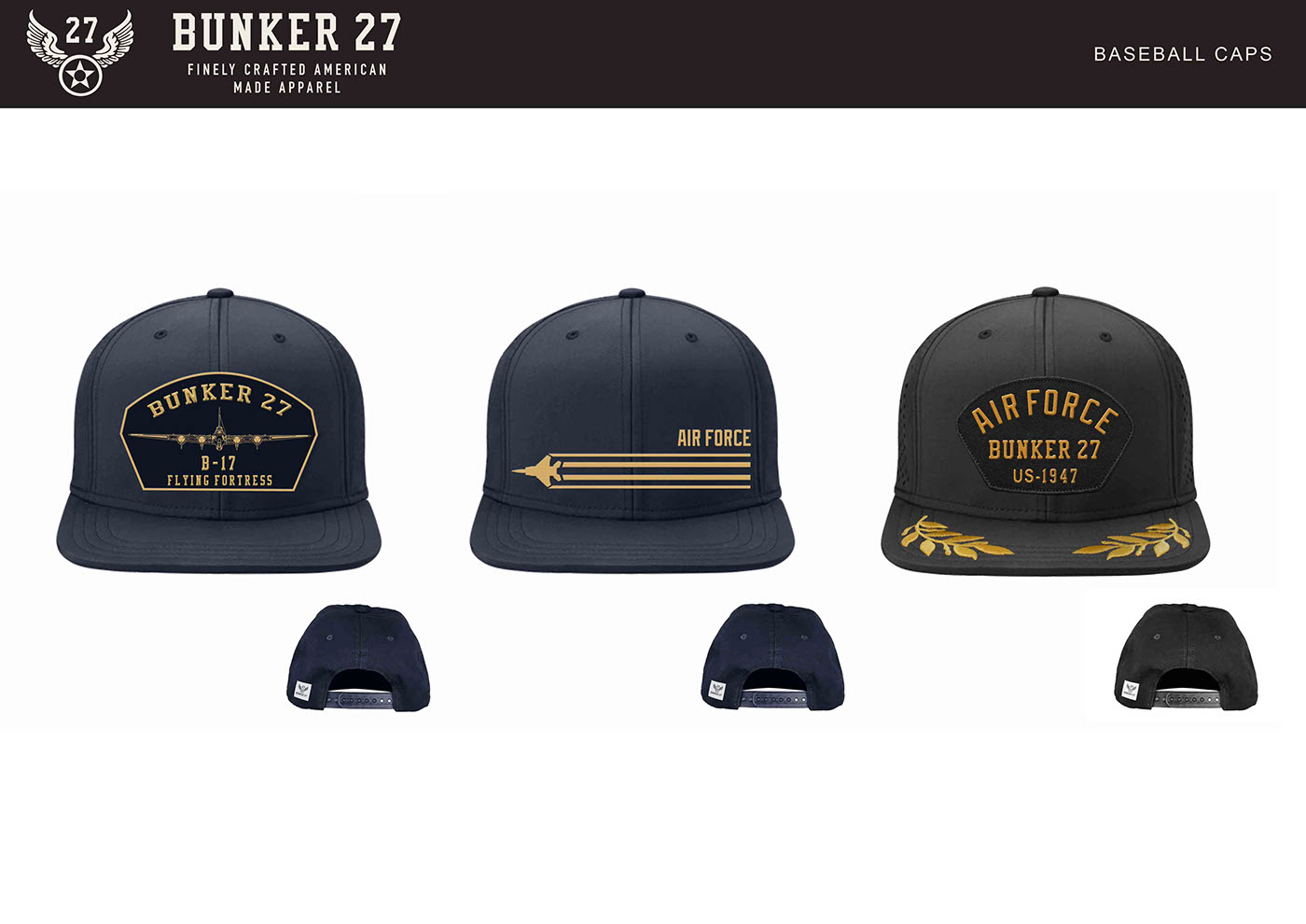 f2f4274c626 BUNKER27.COM. Save to Collection. Follow Following Unfollow. Bunker 27 Company  branding ...