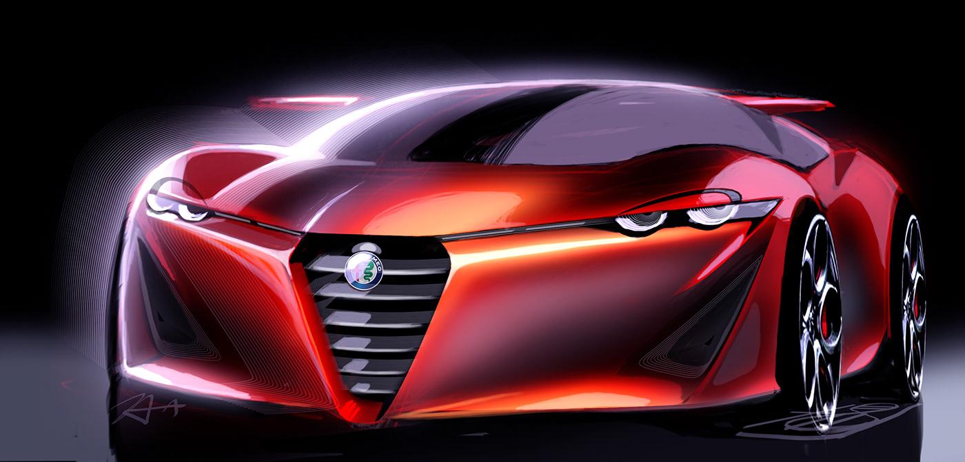 有美感的22個汽車設計欣賞