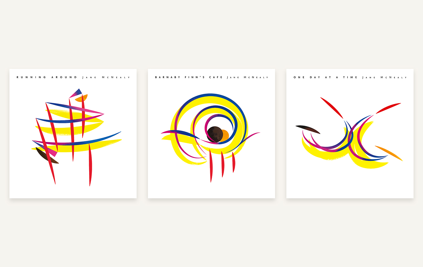 graphisme ILLUSTRATION  covers music watercolor abstract DANCE   symbols painting   design