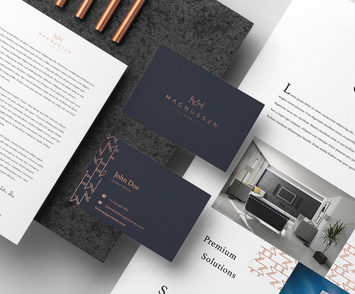 branding  logo Logotype modern minimalistic architecture Fashion