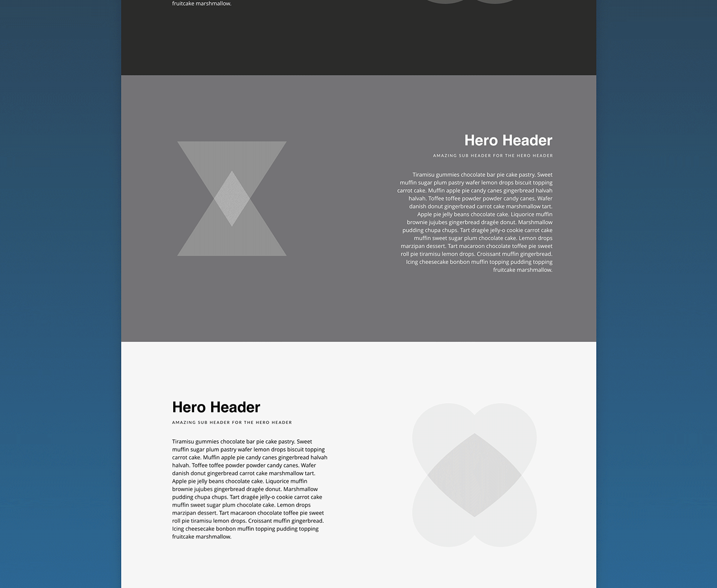 Adobe XD ANCHOR LINKS parallax Prototyping Single Page ux Web websites