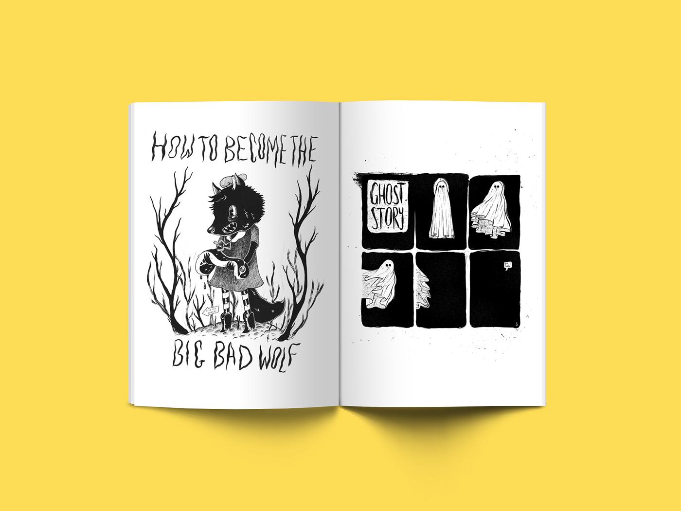 Bat Butt Zine  DIY Publications