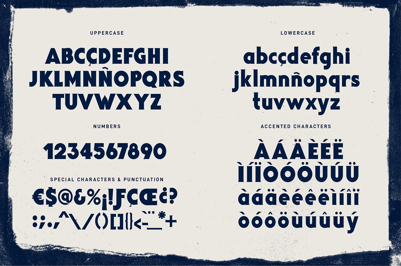 Logotype logo type typography   font bold font shoutbam brand Whisky Retro