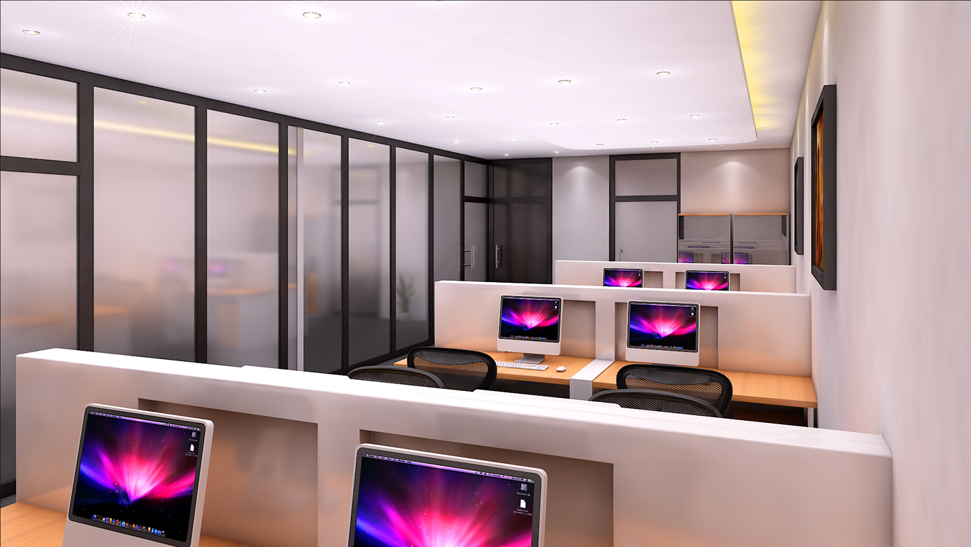 OFFICE INTERIOR DESIGN DOHA QATAR