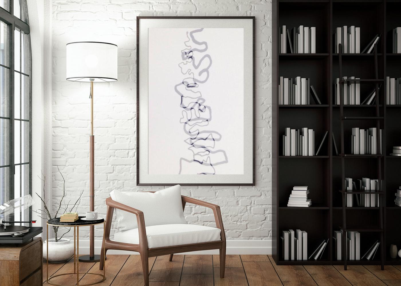 interior design  textile design  surface design branding  Logo Design logo Logotype Stationery print print design