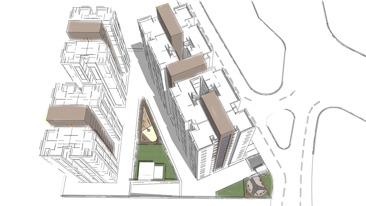 3d modeling 3D Rendering architectural modeling Architectural rendering 3D architectural visualization