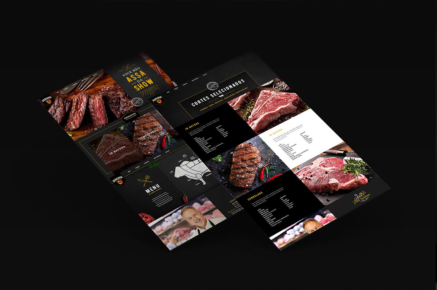 genebra BBQ steak churrasco Frigorífico carne beef meat Geneva