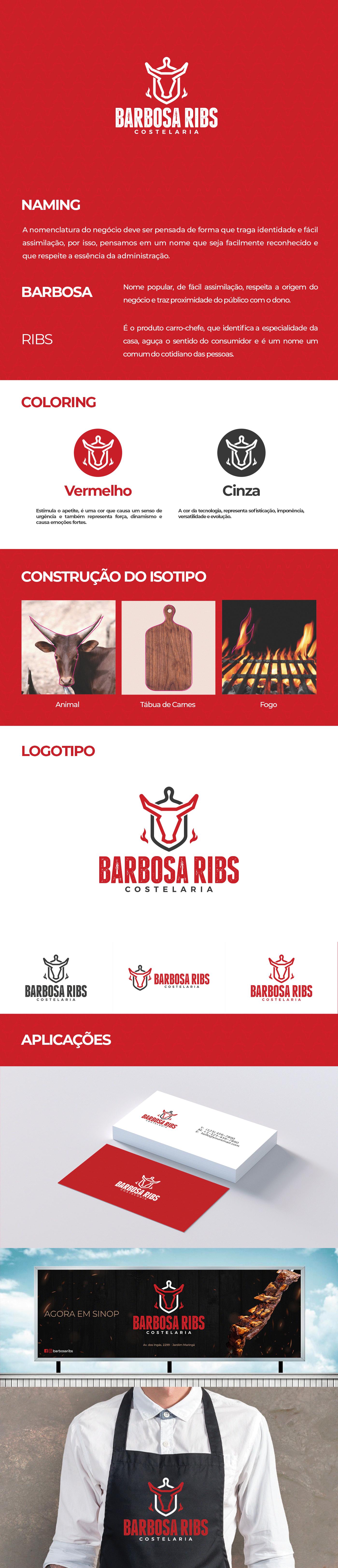 Barbosa Ribs Costelaria Mato Grosso S1 Comunicação Sinop